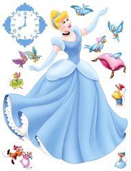 0eb0dba2e3 Παιδικά αυτοκόλλητα τοίχου με την Έλσα και την Άννα απο το Frozen ...