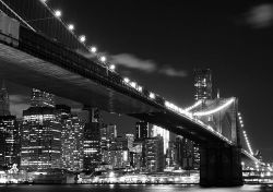 Manhattan Bridge Black . FTS 1305