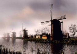Windmill. FT 0103