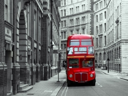 London's bus. FT 1432
