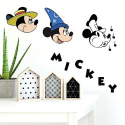 Αυτοκόλλητα τοίχου Disney Mickey Mouse Classic 90th Anniversary