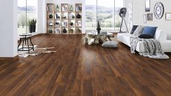 Πάτωμα laminate 10mm Krono Original από την συλλογή  Vintage Narrow V4 Ac4 /Cl32 Red River Hickory - Oikianet - 8156