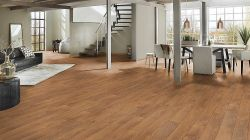 Πάτωμα laminate 8mm Kronotex από την συλλογή Super natural narrow V4 Ac4 /Cl32 Harlech Oak - Oikianet - 8573