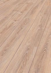 Πάτωμα laminate 8mm Kronotex από την συλλογή Exquisit V4 Ac4 /Cl32 Whitewashed Oak - Oikianet - D2987